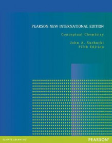 Conceptual Chemistry Pearson New International Edition, plus MasteringChemistry without eText av John A. Suchocki (Blandet mediaprodukt)