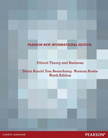 Ethical Theory and Business Plus MySearchLab without eText av Denis G. Arnold, Tom L. Beauchamp og Norman L. Bowie (Blandet mediaprodukt)