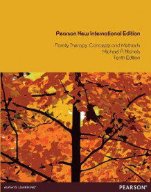 Family Therapy Pearson New International Edition, plus MySearchLab without eText av Michael P. Nichols (Blandet mediaprodukt)