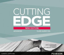Cutting Edge Advanced New Edition Class CD av Sarah Cunningham, Peter Moor og Jonathan Bygrave (Lydbok-CD)