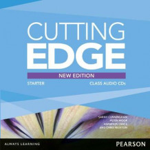 Cutting Edge Starter New Edition Class CD av Sarah Cunningham, Peter Moor og Araminta Crace (Lydbok-CD)