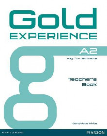 Gold Experience A2 Teacher's Book av Genevieve White (Heftet)