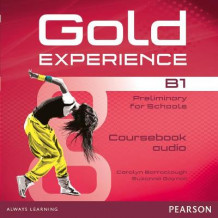 Gold Experience B1 Class Audio CDs (Lydbok-CD)