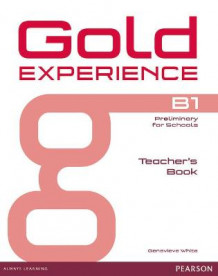 Gold Experience B1 Teacher's Book av Genevieve White (Heftet)