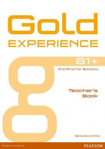 Gold Experience B1+ Teacher's Book av Genevieve White (Heftet)