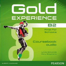 Gold Experience B2 Class Audio CDs (Lydbok-CD)