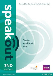 Speakout Starter: Starter workbook with key av Frances Eales, Steve Oakes og Stephanie Dimond-Bayer (Heftet)