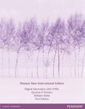 Digital Electronics with VHDL (Quartus II Version): Pearson New International Edition / Electrical Engineering:Principles and Applications, International Edition av Allan Hambley og William Kleitz (Blandet mediaprodukt)