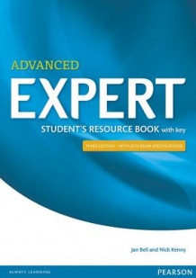 Expert Advanced Student's Resource Book with Key av Jan Bell (Heftet)