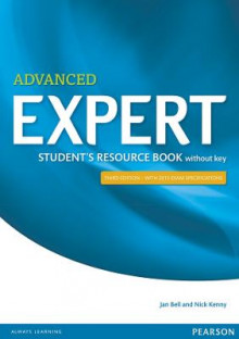 Expert Advanced Student's Resource Book Without Key av Jan Bell (Heftet)