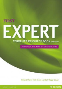 Expert First Student's Resource Book with Key av Nick Kenny (Heftet)