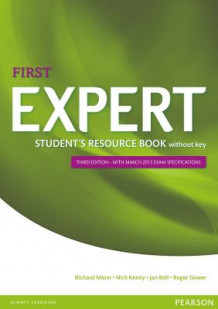 Expert First Student's Resource Book Without Key av Nick Kenny (Heftet)