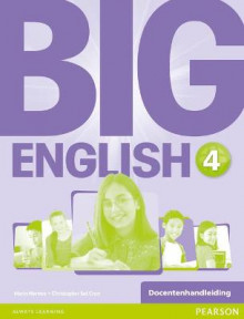 Big English 4 Bilingual Teacher's Book Benelux av Mario Herrera og Christopher Sol Cruz (Spiral)