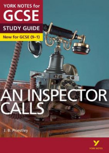 An Inspector Calls: York Notes for GCSE (9-1) av John Scicluna og Mary Green (Heftet)