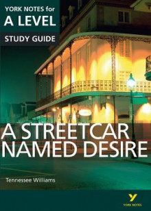 A Streetcar Named Desire: York Notes for A-Level av Hana Sambrook og Steve Eddy (Heftet)