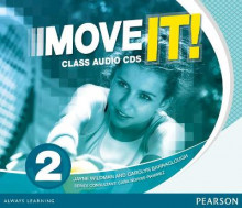 Move It! 2 Class Audio CDs av Carolyn Barraclough og Jayne Wildman (Lydbok-CD)