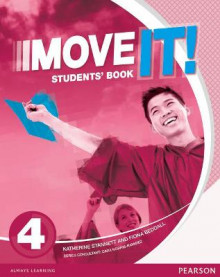 Move it!: Students' Book Book 4 av Katherine Stannett og Fiona Beddall (Heftet)