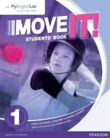 Move it! 1 Students' Book & Myenglishlab Pack av Carolyn Barraclough og Katherine Stannett (Blandet mediaprodukt)
