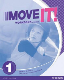 Move it! 1 Workbook & MP3 Pack av Charlotte Covill (Blandet mediaprodukt)