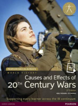Omslag - Pearson Baccalaureate: History Causes and Effects of 20th-Century Wars Bundle
