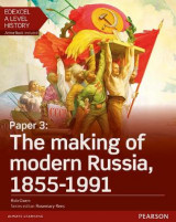 Omslag - Edexcel A Level History, Paper 3: The Making of Modern Russia 1855-1991 Student Book + Activebook