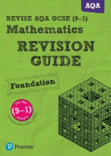 Omslag - REVISE AQA GCSE Mathematics Foundation Revision Guide: Foundation