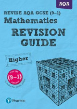 Omslag - Revise AQA GCSE Mathematics Higher Revision Guide