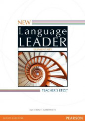 New Language Leader Elementary Teacher's eText DVD-ROM av Chris Sowton (DVD-ROM)