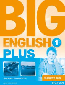 Big English Plus 1 Teacher's Book: 1 av Mario Herrera og Christopher Sol Cruz (Spiral)