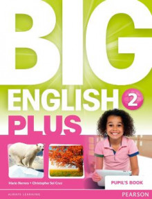Big English Plus 2 Pupil's Book av Mario Herrera og Christopher Sol Cruz (Heftet)