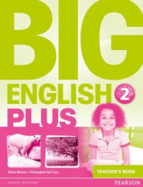 Omslag - Big English Plus 2 Teacher's Book: 2