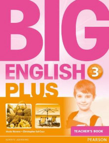 Big English Plus 3 Teacher's Book: 3 av Mario Herrera og Christopher Sol Cruz (Spiral)