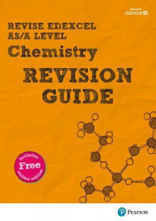 REVISE Edexcel AS/A Level Chemistry Revision Guide av Nigel Saunders (Blandet mediaprodukt)