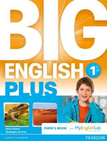 Big English Plus 1 Pupil's Book with MyEnglishLab Access Code Pack av Mario Herrera og Christopher Sol Cruz (Blandet mediaprodukt)