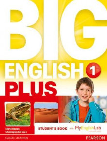 Big English Plus American Edition 1 Students' Book with MyEnglishLab Access Code Pack av Mario Herrera og Christopher Sol Cruz (Blandet mediaprodukt)