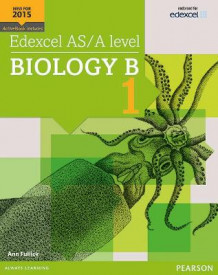 Edexcel AS/A level Biology B Student Book 1 + ActiveBook av Ann Fullick (Blandet mediaprodukt)
