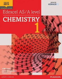 Edexcel AS/A Level Chemistry Student Book 1 + Activebook: Student book 1 av Cliff Curtis, Dave Scott og Jason Murgatroyd (Blandet mediaprodukt)