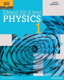 Edexcel AS/A Level Physics: Student Book + ActiveBook 1 av Miles Hudson (Blandet mediaprodukt)