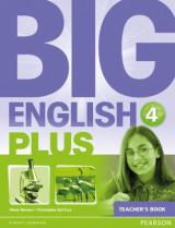 Omslag - Big English Plus 4 Teacher's Book: 4