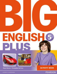 Big English Plus 5 Activity Book av Mario Herrera og Christopher Sol Cruz (Heftet)