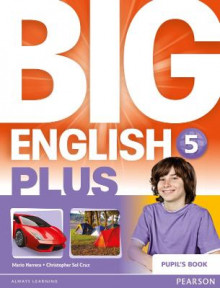 Big English Plus 5 Pupil's Book: 5 av Mario Herrera (Heftet)