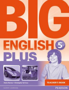 Big English Plus 5 Teacher's Book: 5 av Christopher Sol Cruz og Mario Herrera (Spiral)