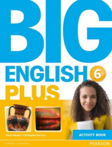 Big English Plus 6 Activity Book: 6 av Mario Herrera og Christopher Sol Cruz (Heftet)