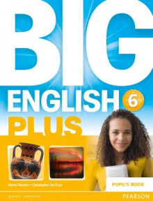 Big English Plus 6 Pupil's Book: 6 av Mario Herrera (Heftet)