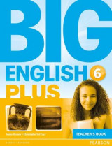 Omslag - Big English Plus 6 Teacher's Book: 6