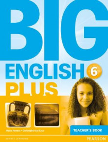Big English Plus 6 Teacher's Book av Mario Herrera og Christopher Sol Cruz (Spiral)