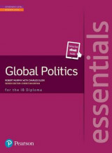 Omslag - Pearson Baccalaureate Essentials: Global Politics print and ebook bundle