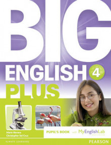 Big English Plus 4 Pupils' Book with MyEnglishLab Access Code Pack av Mario Herrera og Christopher Sol Cruz (Blandet mediaprodukt)