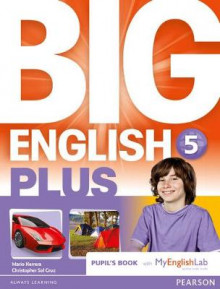 Big English Plus 5 Pupils' Book with MyEnglishLab Access Code Pack av Mario Herrera (Blandet mediaprodukt)