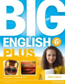 Big English Plus 6 Pupils' Book with Myenglishlab Access Code Pack av Mario Herrera (Blandet mediaprodukt)